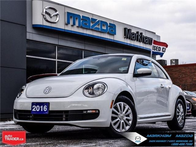2016 Volkswagen The Beetle  (Stk: N190194A) in Markham - Image 1 of 22