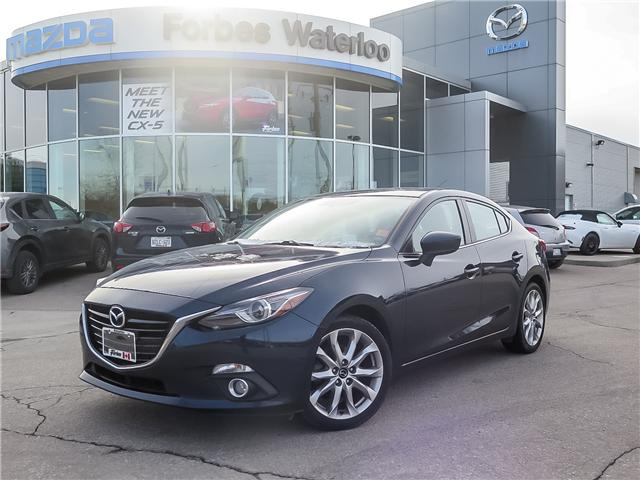 2015 Mazda Mazda3  (Stk: L2292) in Waterloo - Image 1 of 22