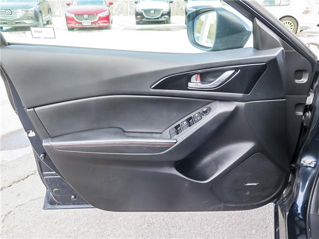 2015 Mazda Mazda3  (Stk: L2292) in Waterloo - Image 9 of 22