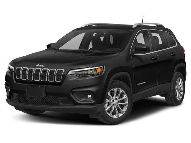 2019 Jeep Cherokee North (Stk: KD277052) in Mississauga - Image 1 of 9