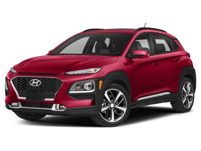 2019 Hyundai KONA 2.0L Luxury (Stk: KA19025) in Woodstock - Image 1 of 9