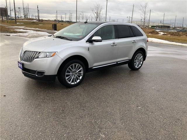 2015 Lincoln MKX Base (Stk: P8483) in Unionville - Image 15 of 22