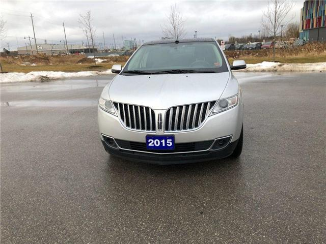 2015 Lincoln MKX Base (Stk: P8483) in Unionville - Image 13 of 22