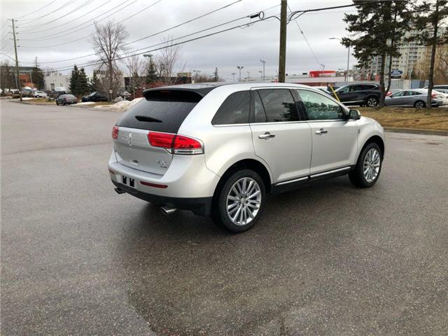 2015 Lincoln MKX Base (Stk: P8483) in Unionville - Image 17 of 22