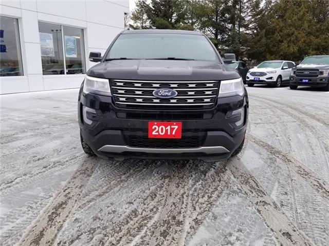 2017 Ford Explorer XLT (Stk: P1220) in Uxbridge - Image 2 of 12