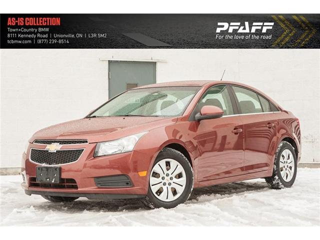 2012 Chevrolet Cruze LT Turbo (Stk: D11770A) in Markham - Image 1 of 14