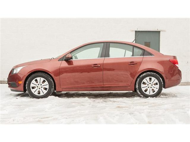 2012 Chevrolet Cruze LT Turbo (Stk: D11770A) in Markham - Image 2 of 14