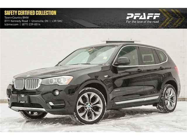 2017 BMW X3 xDrive28i (Stk: O11813) in Markham - Image 1 of 17