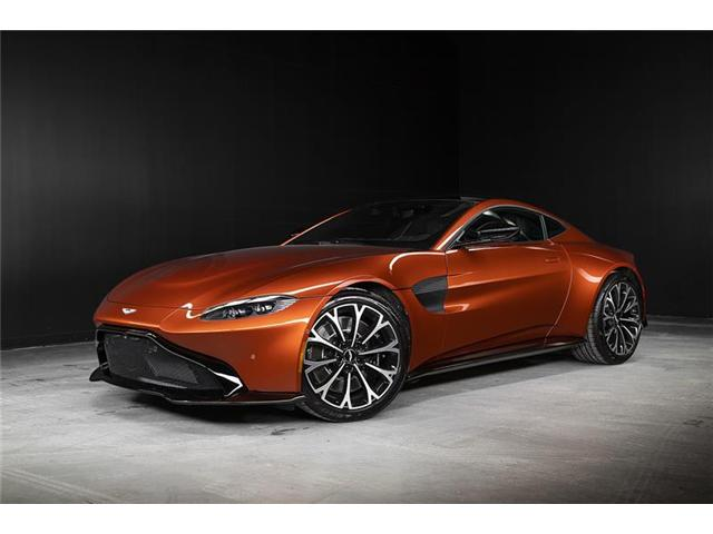 2019 Aston Martin Vantage  (Stk: MU2033) in Woodbridge - Image 2 of 16