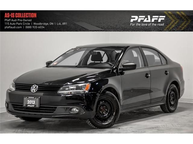 2013 Volkswagen Jetta 2.0L Trendline+ (Stk: C6421A) in Woodbridge - Image 1 of 17