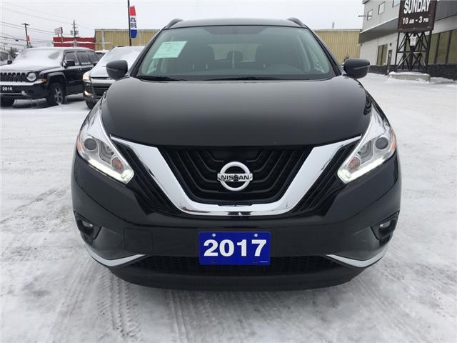 2017 Nissan Murano SV (Stk: 18450) in Sudbury - Image 2 of 15