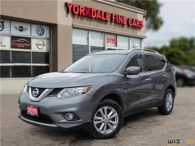 2015 Nissan Rogue  (Stk: D1979) in Toronto - Image 1 of 26
