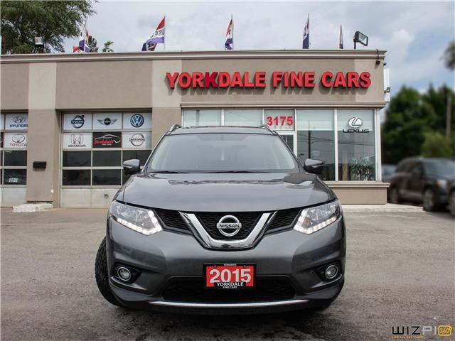 2015 Nissan Rogue  (Stk: D1979) in Toronto - Image 2 of 26