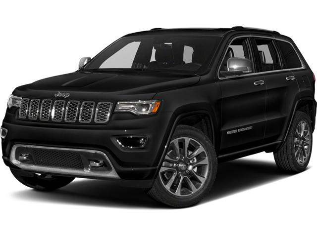 2019 Jeep Grand Cherokee Overland (Stk: 19695) in Windsor - Image 1 of 7