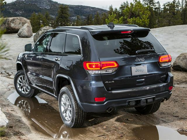 2019 Jeep Grand Cherokee Overland (Stk: 19695) in Windsor - Image 2 of 7