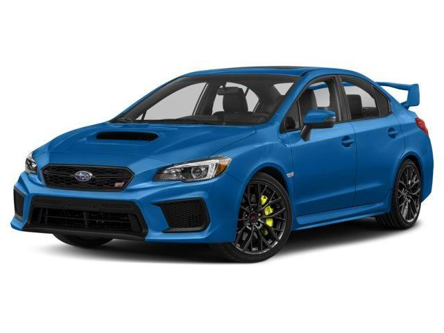2019 Subaru WRX STI Sport-tech w/Wing (Stk: W19007) in Oakville - Image 1 of 9