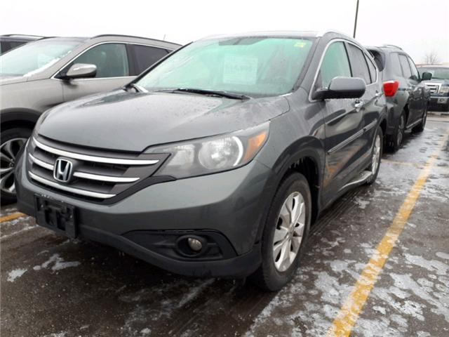 2012 Honda CR-V Touring (Stk: CH115883) in Sarnia - Image 1 of 5