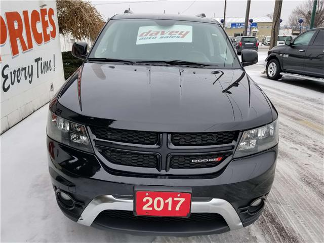 2017 Dodge Journey Crossroad (Stk: 19-070) in Oshawa - Image 2 of 15