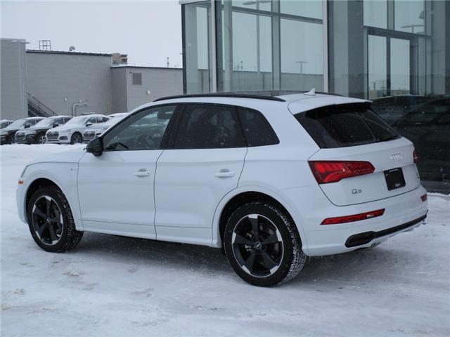 2019 Audi Q5 45 Technik (Stk: 190164) in Regina - Image 3 of 32