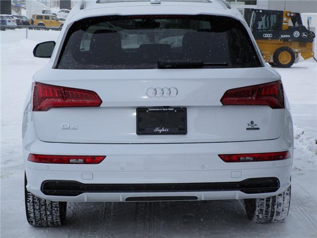 2019 Audi Q5 45 Technik (Stk: 190164) in Regina - Image 4 of 32