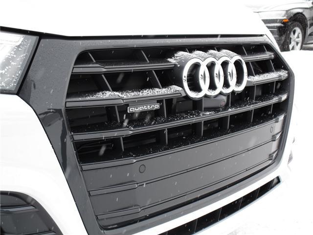 2019 Audi Q5 45 Technik (Stk: 190164) in Regina - Image 11 of 32