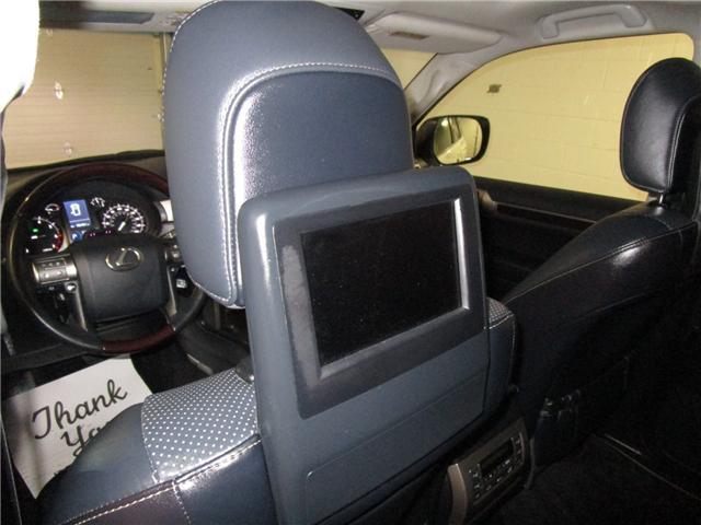 2015 Lexus GX 460 Premium (Stk: 1835652 ) in Regina - Image 29 of 33