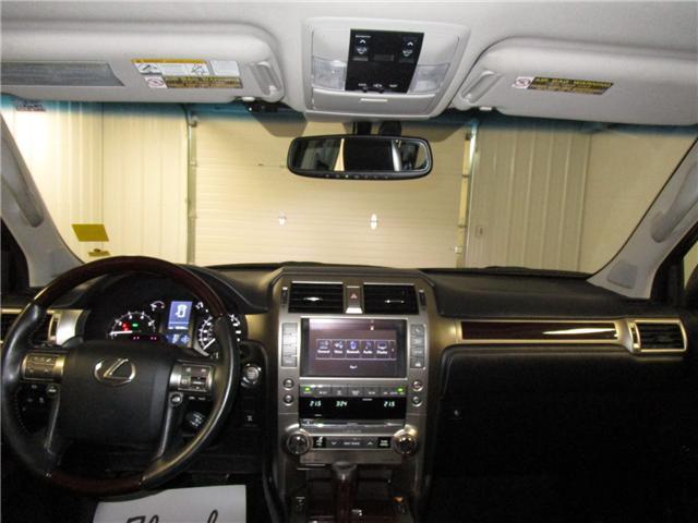 2015 Lexus GX 460 Premium (Stk: 1835652 ) in Regina - Image 17 of 33