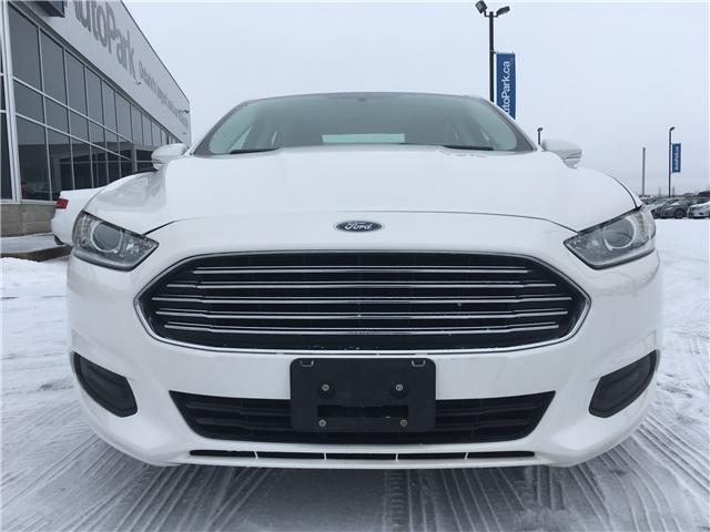 2016 Ford Fusion SE (Stk: 16-37667MB) in Barrie - Image 2 of 26
