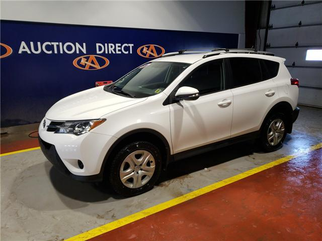 2015 Toyota RAV4 LE (Stk: 15-148541) in Moncton - Image 1 of 21