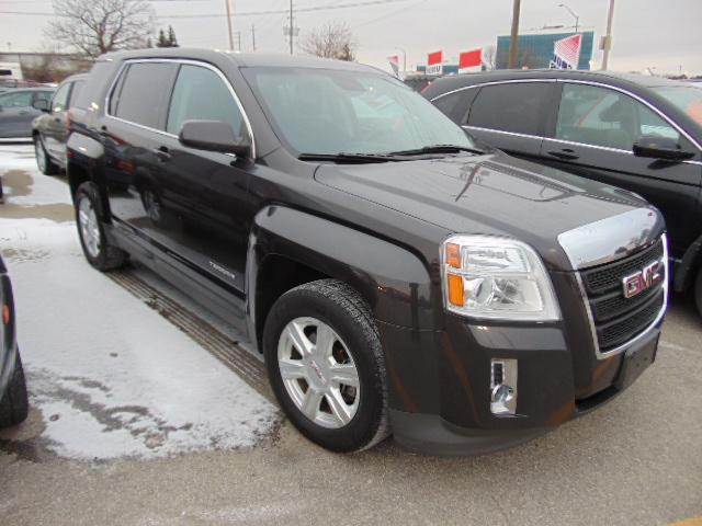 2015 GMC Terrain SLE-1 (Stk: 307265) in Burlington - Image 2 of 5