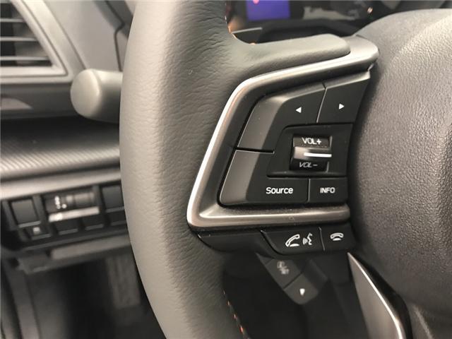 2019 Subaru Crosstrek Touring (Stk: 202626) in Lethbridge - Image 25 of 27