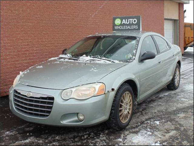2005 Chrysler Sebring Touring (Stk: N817TA) in Charlottetown - Image 1 of 6