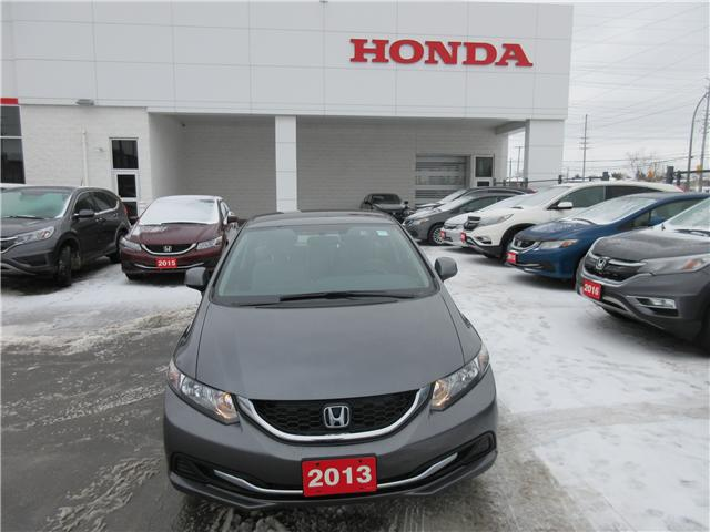 2013 Honda Civic LX (Stk: 26271A) in Ottawa - Image 2 of 10