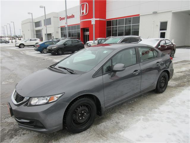 2013 Honda Civic LX (Stk: 26271A) in Ottawa - Image 1 of 10