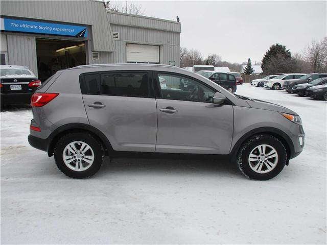 2012 Kia Sportage LX (Stk: 190095) in Kingston - Image 2 of 12