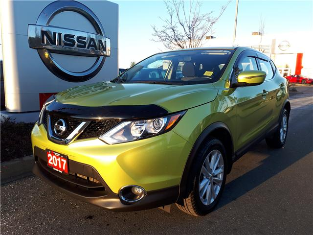2017 Nissan Qashqai SV (Stk: 9Q7568A) in Courtenay - Image 1 of 9