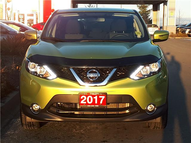 2017 Nissan Qashqai SV (Stk: 9Q7568A) in Courtenay - Image 2 of 9