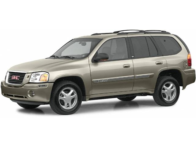 Used 2002 GMC Envoy SLT  - Coquitlam - Eagle Ridge Chevrolet Buick GMC