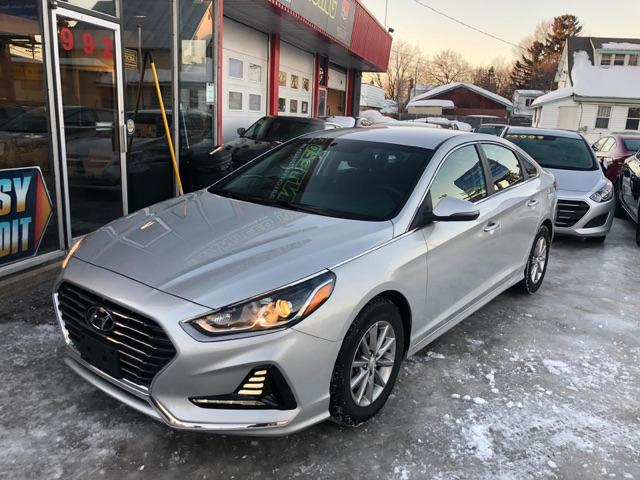 2018 Hyundai Sonata GL (Stk: DE19118) in Ottawa - Image 2 of 12