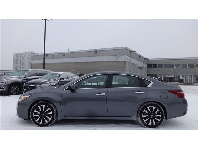2018 Nissan Altima 2.5 SV (Stk: U12410) in Scarborough - Image 2 of 21