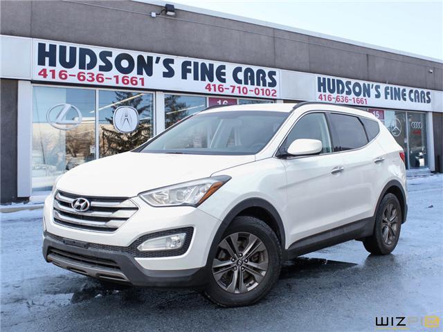 2013 Hyundai Santa Fe Sport 2.4 Premium (Stk: 68714) in Toronto - Image 1 of 29