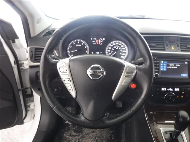 2015 Nissan Sentra 1.8 SL (Stk: S1632) in Calgary - Image 15 of 29