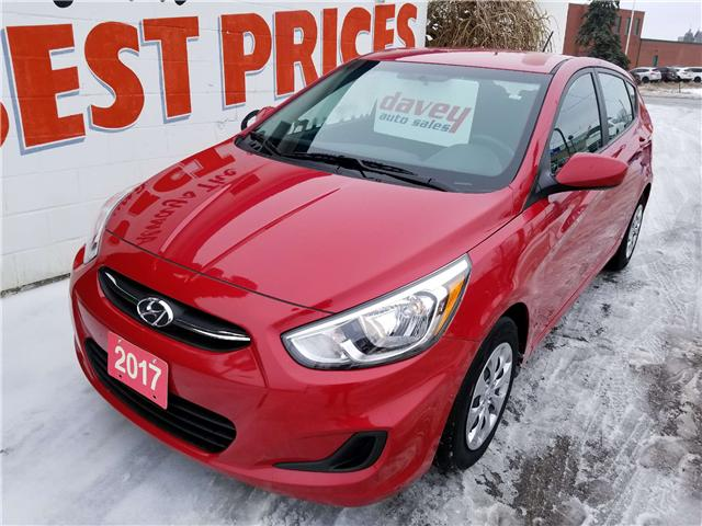 2017 Hyundai Accent GL (Stk: 19-071) in Oshawa - Image 1 of 15