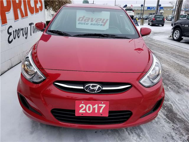 2017 Hyundai Accent GL (Stk: 19-071) in Oshawa - Image 2 of 15