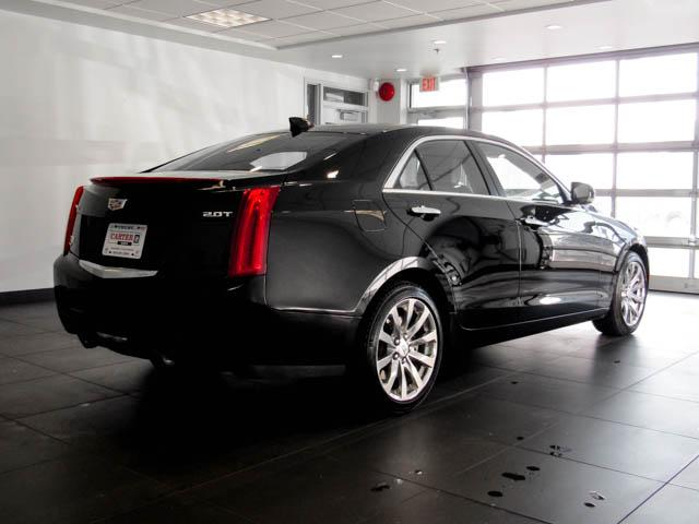 2018 Cadillac ATS 2.0L Turbo Luxury (Stk: P9-57420) in Burnaby - Image 4 of 23
