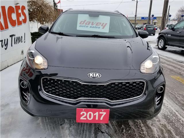 2017 Kia Sportage LX (Stk: 19-074) in Oshawa - Image 2 of 15