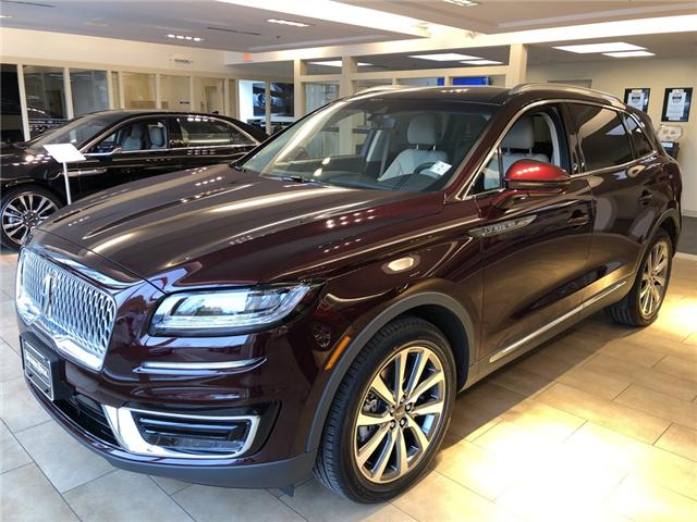 2019 Lincoln Nautilus Select (Stk: 196265) in Vancouver - Image 1 of 7
