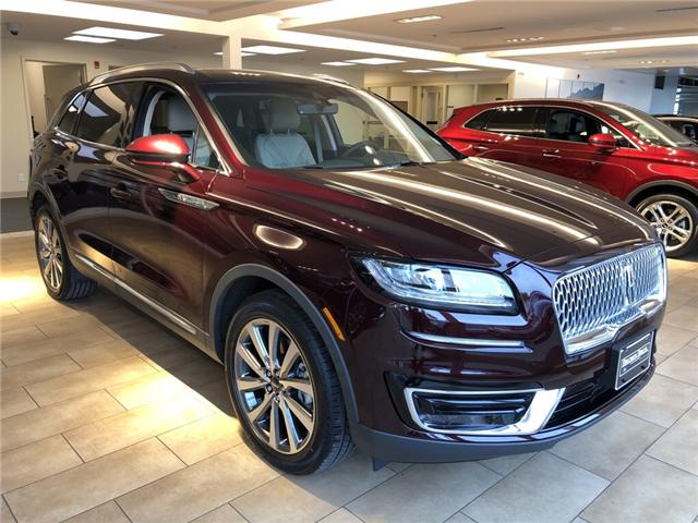 2019 Lincoln Nautilus Select (Stk: 196265) in Vancouver - Image 4 of 7