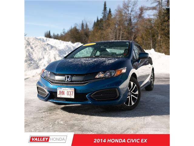2014 Honda Civic EX (Stk: U4738A) in Woodstock - Image 1 of 10