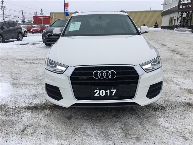 2017 Audi Q3 2.0T Komfort (Stk: 18423) in Sudbury - Image 2 of 14